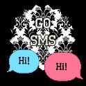 GO SMS - Damask 9 icon