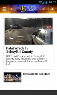 WNEP Newswatch 16 - screenshot thumbnail