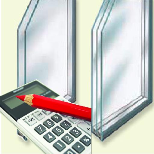 Energiesparrechner für Glas LOGO-APP點子