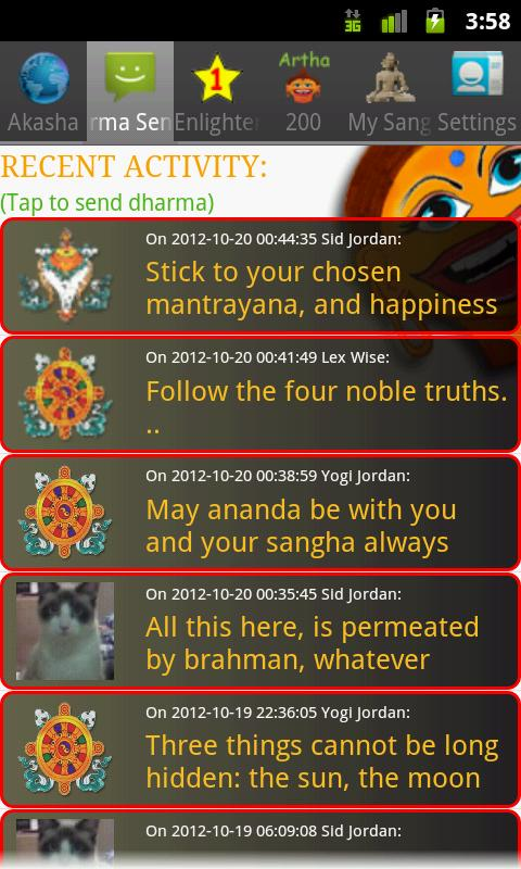 Talk About... Buddhism Pro - screenshot