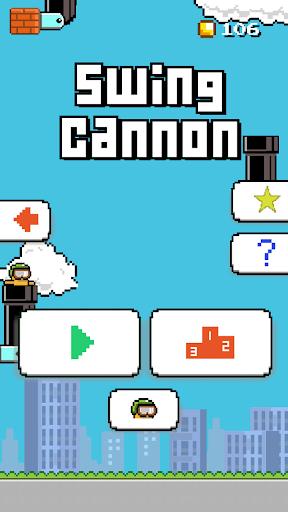 Swing Cannon