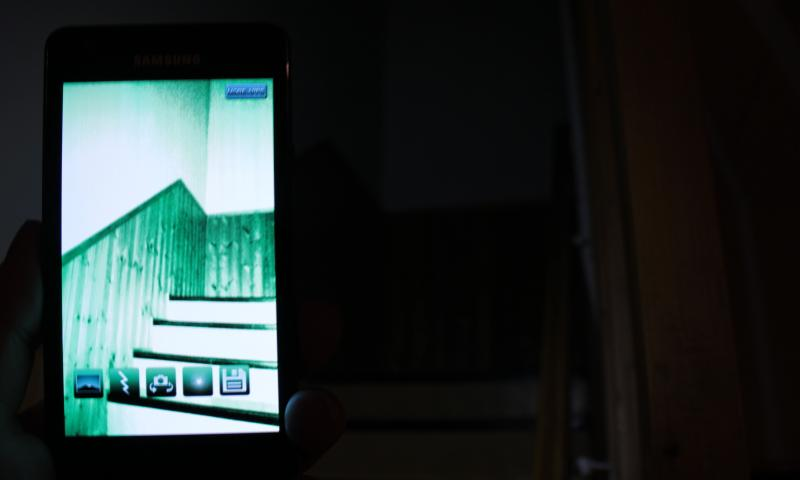 Night Vision Camera- screenshot