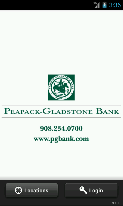 PGB Mobile Banking - screenshot