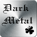Dark Metal GO Launcher EX logo
