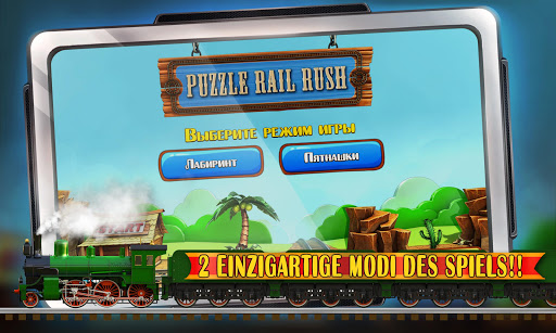 Puzzle Rail Rush for PC