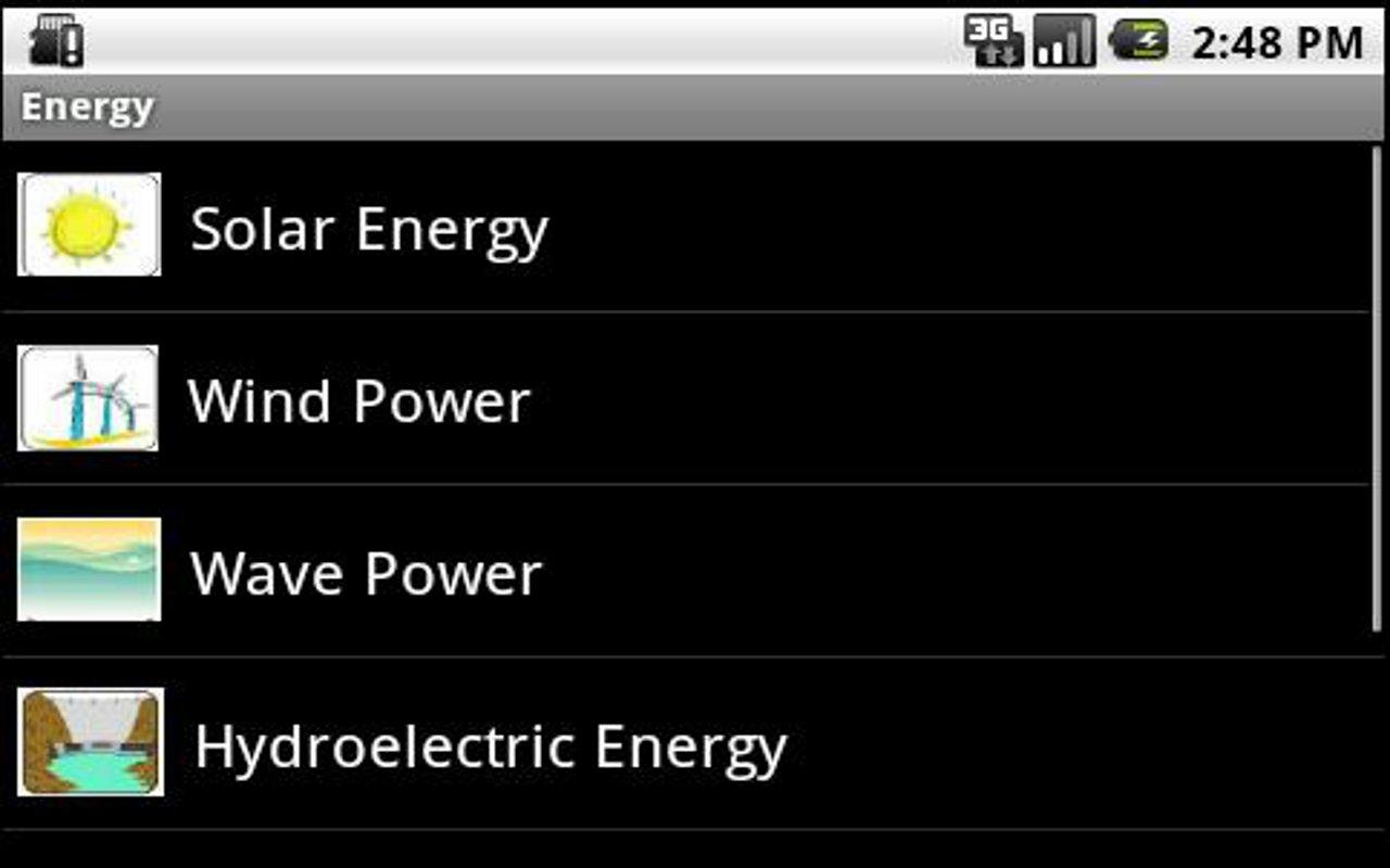 Energy Central- screenshot