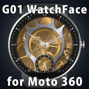 Moto 360 WatchFace G01