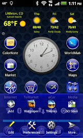 LC Blue Sphere2 Apex/Go/Nova Screenshot 2