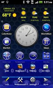 LC Blue Sphere2 Nova/Apex Screenshot 2