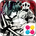 Alice&Queen for[+]HOMEきせかえテーマ icon