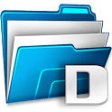 ICS File Explorer — Doggie icon