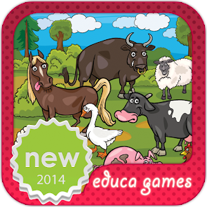 Coloring Game: Animals for PC and MAC