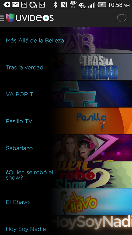UVideos - screenshot