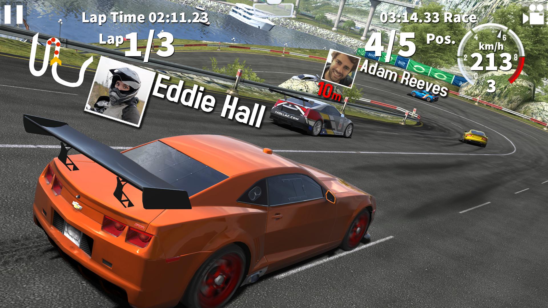 GT Racing 2: The Real Car Exp screenshot #18