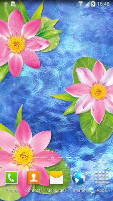 Butterflies Live Wallpaper - screenshot