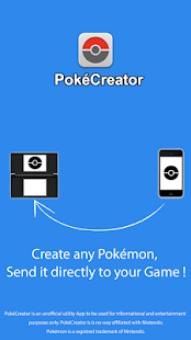 PokéCreator Lite - screenshot thumbnail