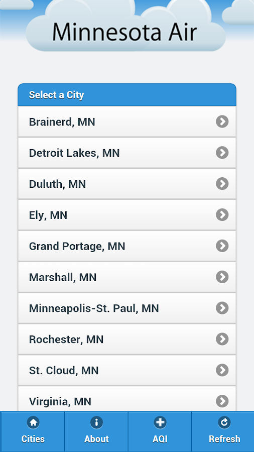 Minnesota Air - screenshot