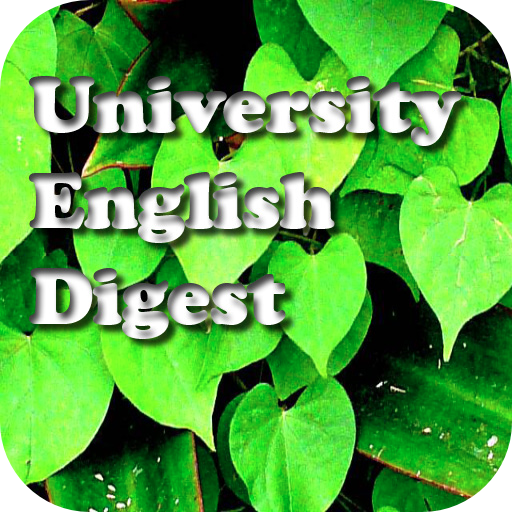 大學英語文摘 教育 App LOGO-APP試玩
