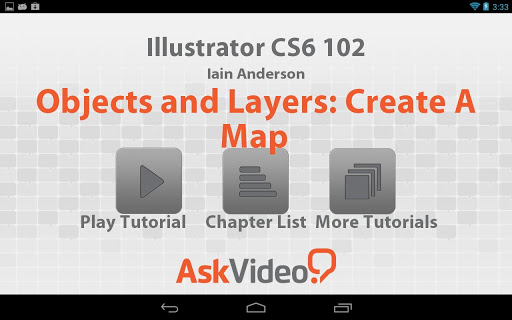 Illustrator CS6 Objects