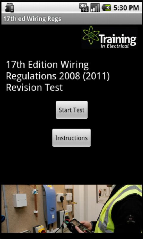 17th ed Wiring Regs 2008(2011) - screenshot