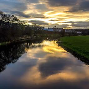 Aberdeen by Derek Robinson - Landscapes Waterscapes ( aberdeen nikon j2 water trees )