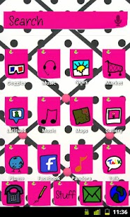 CoarkBoard Pink - screenshot thumbnail