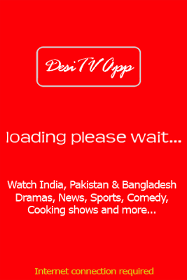 Desi TV App - screenshot