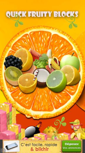 Quick Fruity Blocks