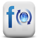 Facebook Status Updater icon