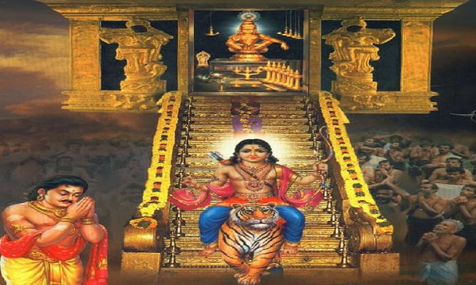 Lord Ayyapan Devotional Songs - screenshot