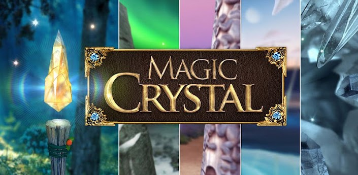 Magic Crystal Live Wallpaper apk