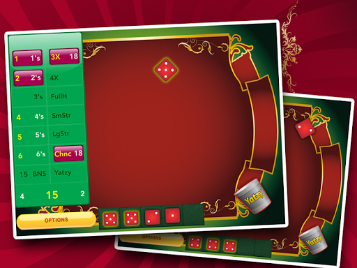 Yatzy Fortune Game
