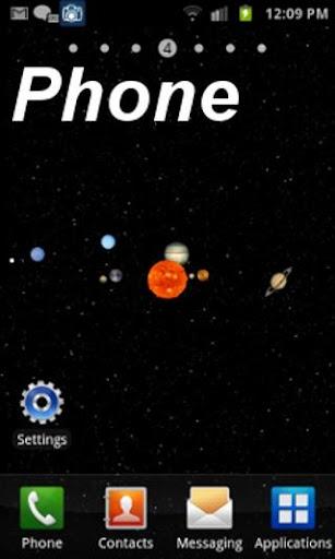 AstroTwister.com LiveWallpaper