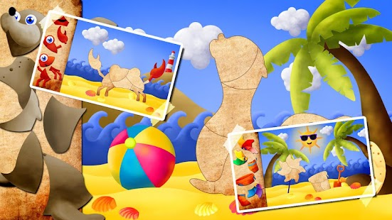 HD Puzzle Kids & Toddlers Lite- screenshot thumbnail