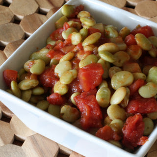 Creole Lima Beans