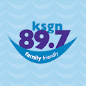 Family Friendly 89.7 KSGN icon