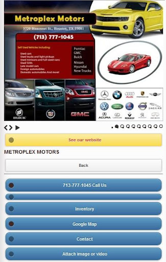 Metroplex Motors