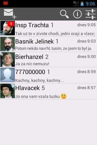 玩通訊App Oskarek SMS free免費 APP試玩