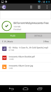 BitTorrent® - Torrent App - screenshot thumbnail