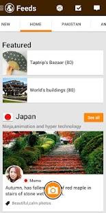 Taptrip - Make Foreign Friends - screenshot thumbnail