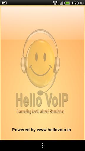 Hello VoIP - Softphone