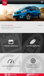 Nissan CR Agencia Datsun screenshot 10