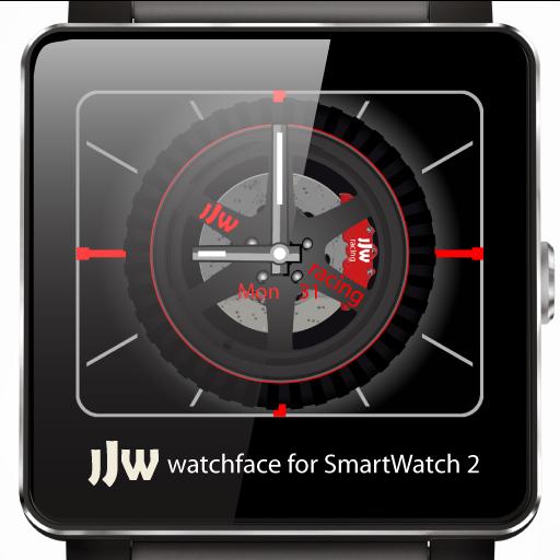JJW SpinningRims Watchface SW2 工具 App LOGO-APP試玩