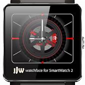 JJW SpinningRims Watchface SW2