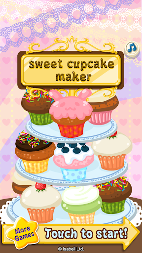 Sweet Cupcake Maker