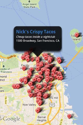 【免費旅遊App】San Francisco Hot List-APP點子