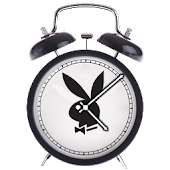 PLAYBOY Alarm Clock
