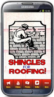 SHINGLES FOR ROOFING