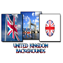 United Kingdom Backgrounds logo