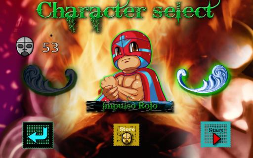 Legends World Luchas - Free